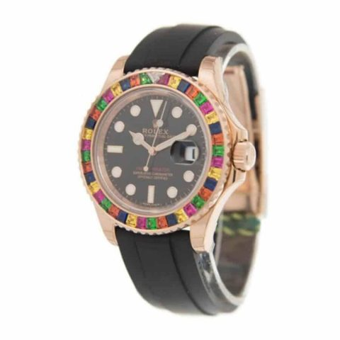 Rolex-Oyster-Perpetual-Yacht-Master-Left