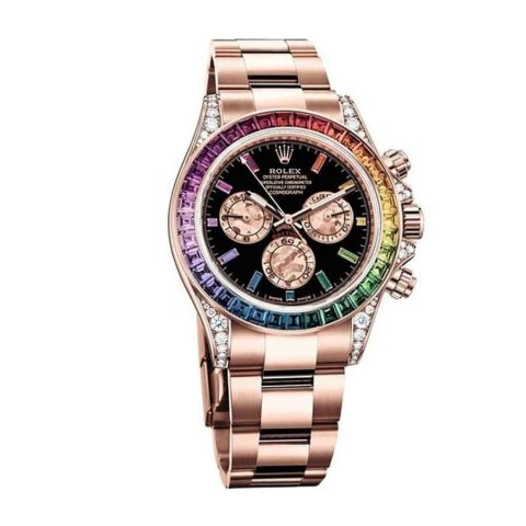 rolex-daytona-cosmograph-rainbow-crystals-bezel-black-dial-116519