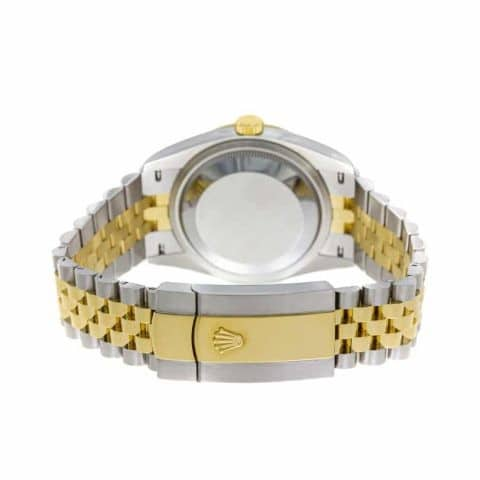 rolex-datejust-126283rbr-yellow-gold-steel-green-dial